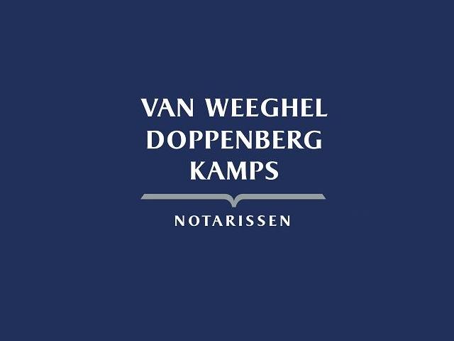 Logo van weeghel doppenberg kamps