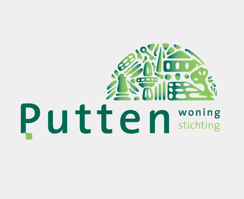 woonstichting putten logo